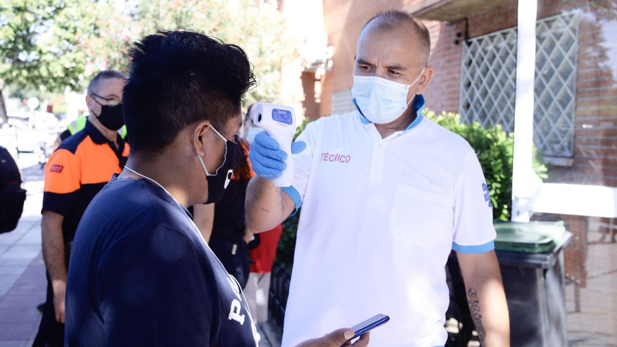 Madrid notifica cinco nuevos brotes de coronavirus con 74 casos
