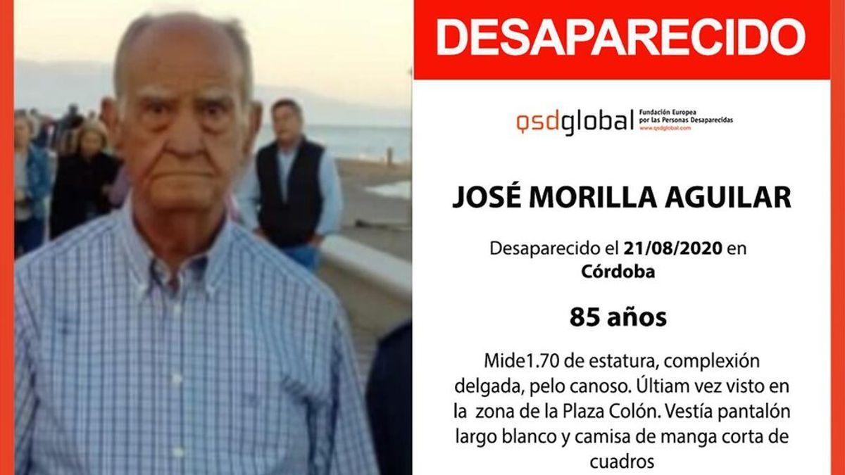 Buscan a un hombre de 85 años desaparecido en Córdoba