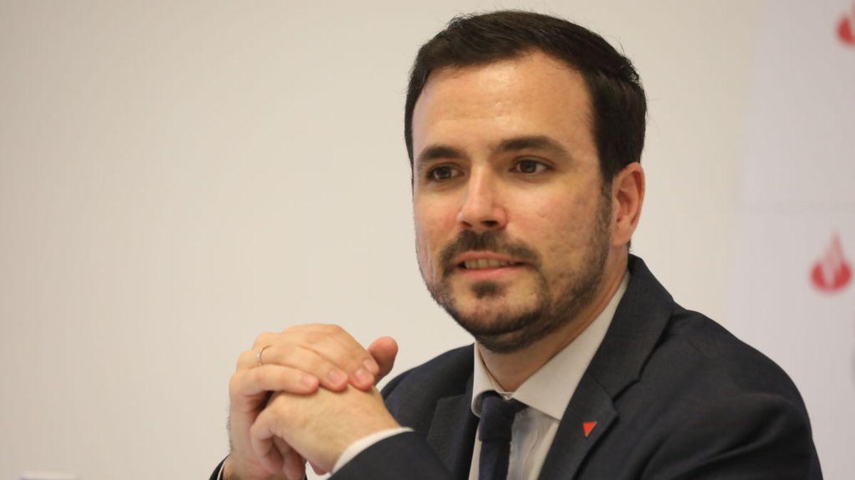 El ministro Garzón defiende que lo mejor para las mujeres explotadas en los prostíbulos es abolir la prostitución
