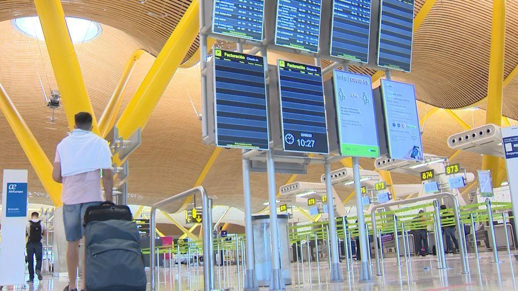 Las agencias de viajes contemplan una situación desesperada en el sector turístico