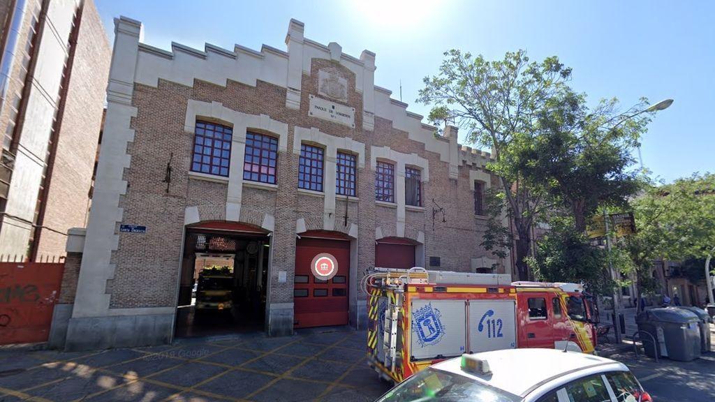 Madrid cierra el parque de bomberos de Santa Engracia tras detectar un positivo en su plantilla