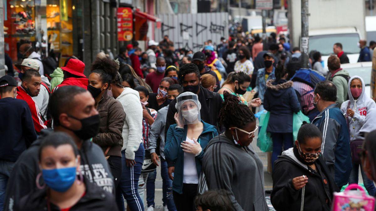 La pandemia de coronavirus roza ya los 23 millones de contagios y los 800.000 muertos