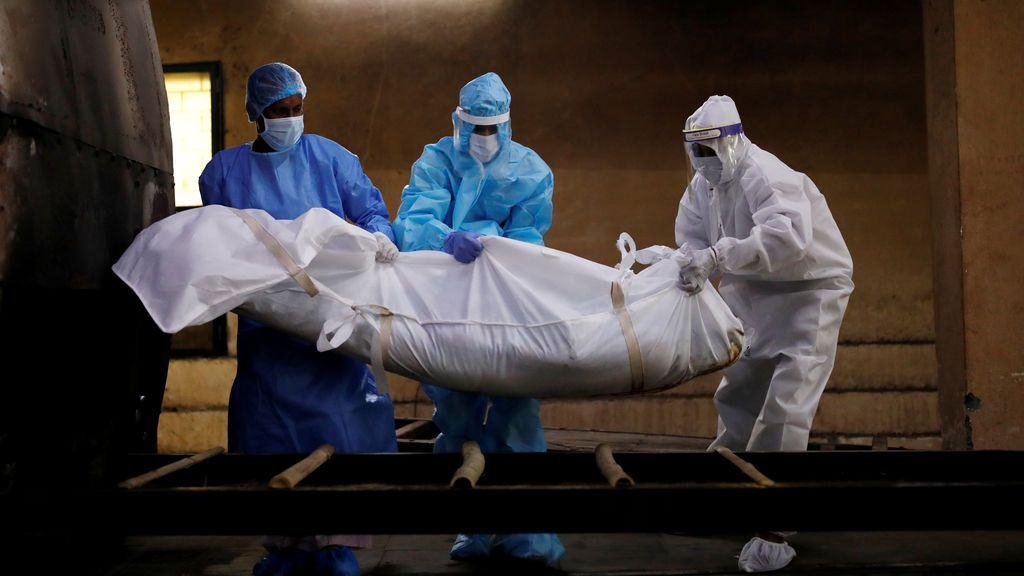 Las muertes por coronavirus superan las 800.000 en el mundo según la OMS