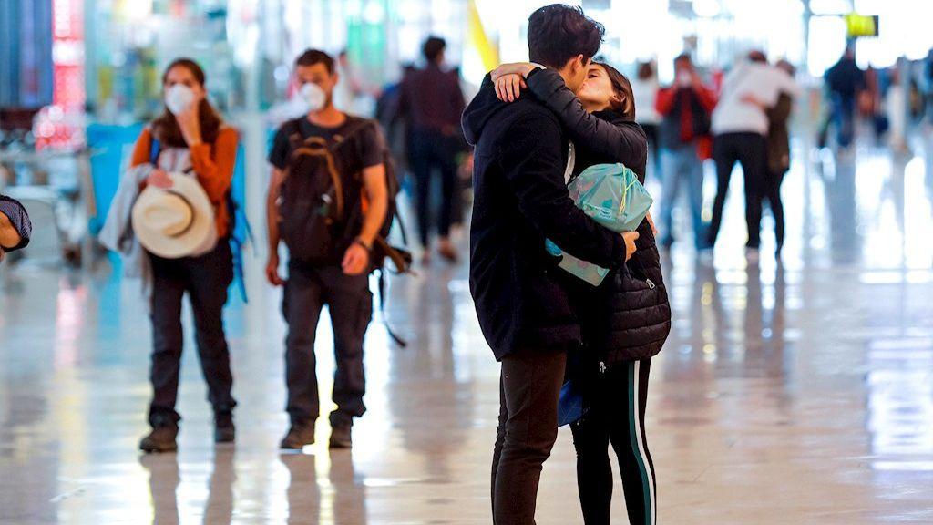"""""""Parejas binacionales, luchad por vuestro amor"""": permisos para reencontrarse con la pareja en tiempos de pandemia"""
