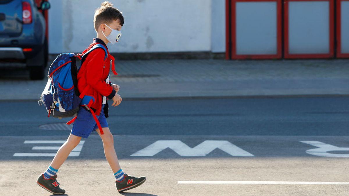 Los niños con coronavirus portan más carga viral que los adultos, incluso si son asintomáticos
