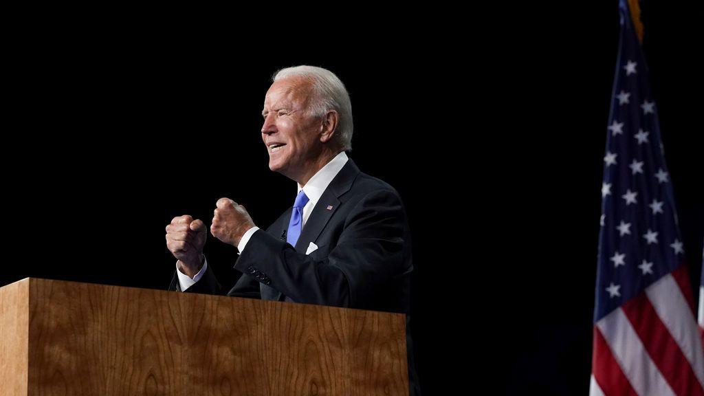 La Convención Nacional Demócrata, una producción virtual sin precedentes de la que Joe Biden sale reforzado