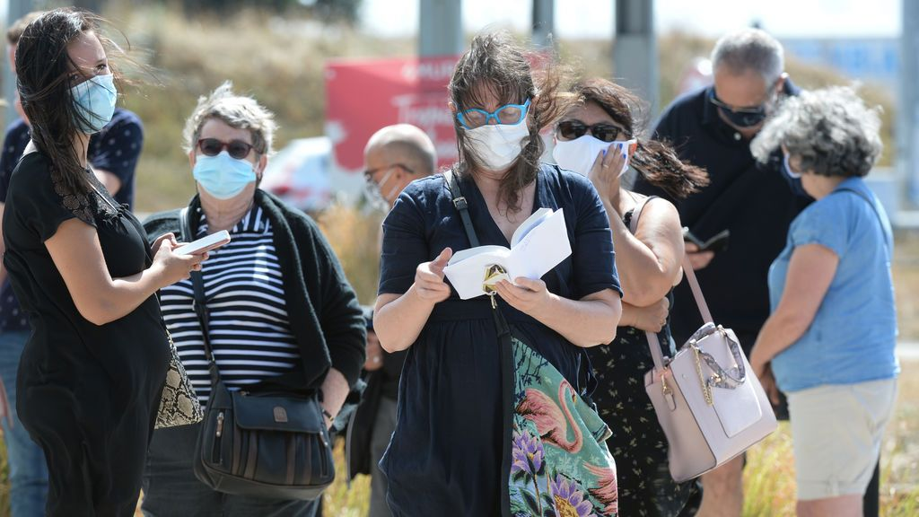 Francia registra casi 4.900 nuevos casos y se sitúa en niveles de contagio similares a España