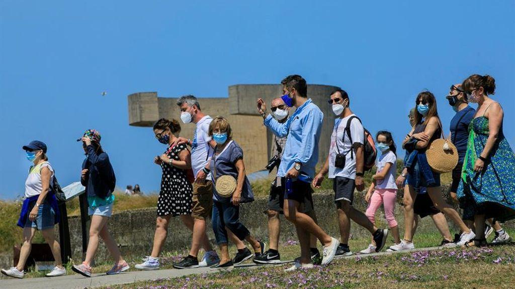Asturias notifica su primer muerto por coronavirus de la nueva normalidad
