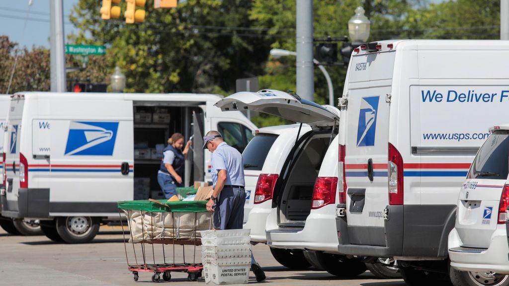 La Cámara de Representantes de EEUU aprueba un fondo de 25.000 millones de dólares para el Servicio Postal