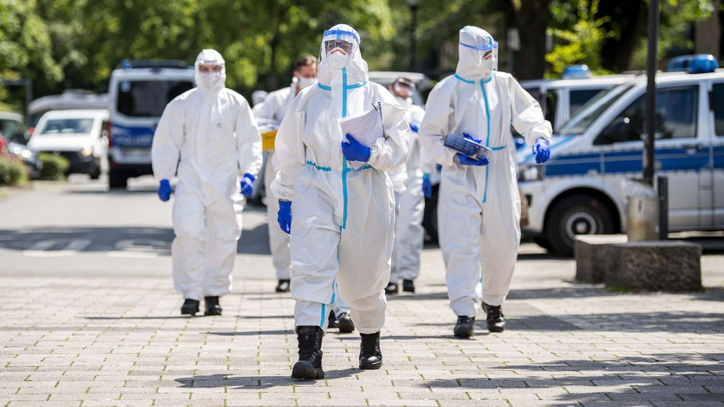 Alemania registra 782 nuevos casos de covid en las últimas horas, lejos de los 2.000 del sábado