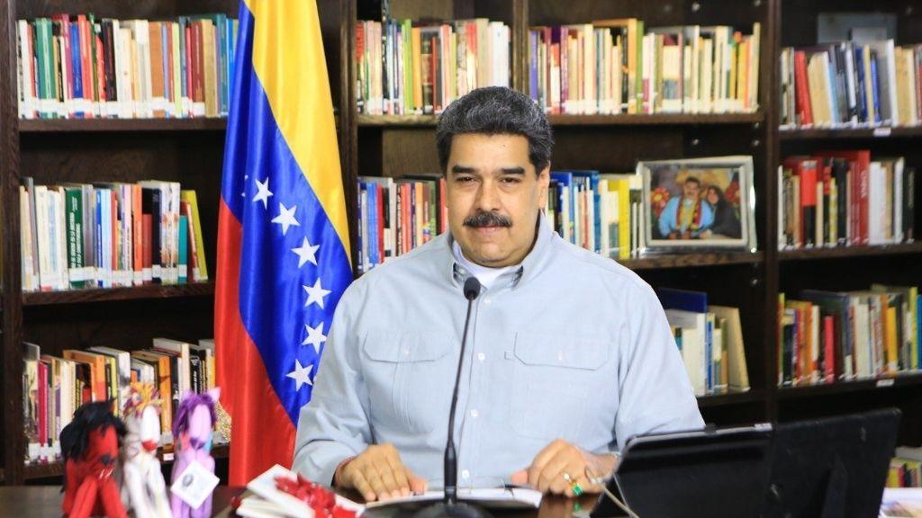 Maduro denuncia planes para asesinarle preparados en EEUU y Colombia
