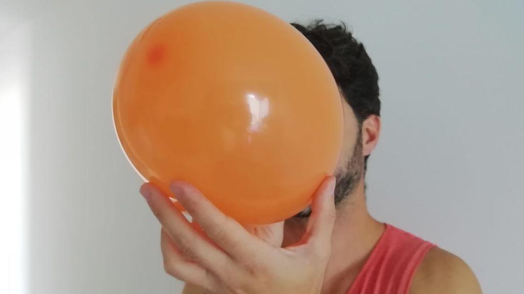 Pillado en Torremolinos con 21 litros de gas de la risa para consumirlo en una fiesta