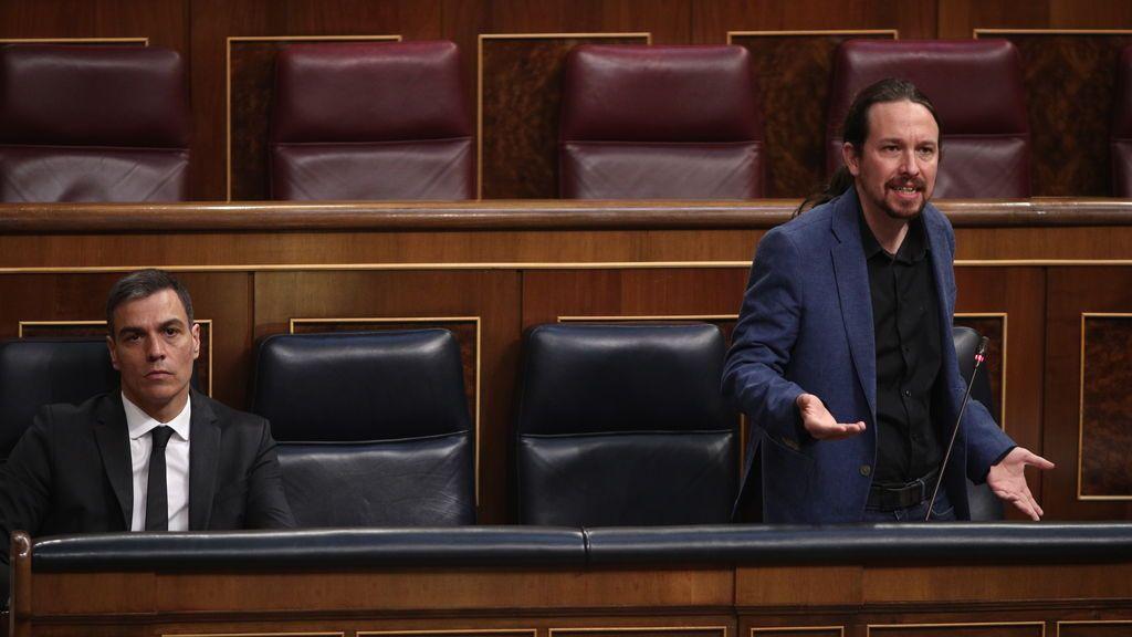 Malversación, ERTE y medidas por la pandemia: el Congreso debate si exige comparecer a Sánchez, Iglesias y seis ministros