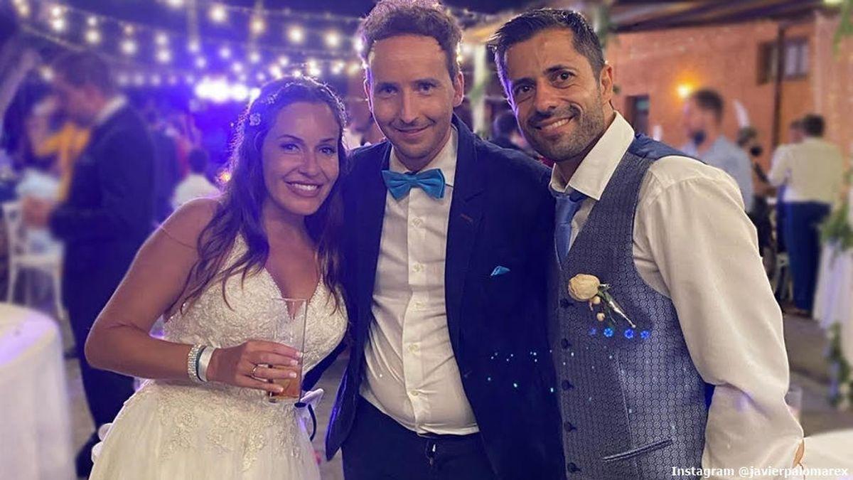 Gisela GH10 se casa en compañía de Javier Palomares