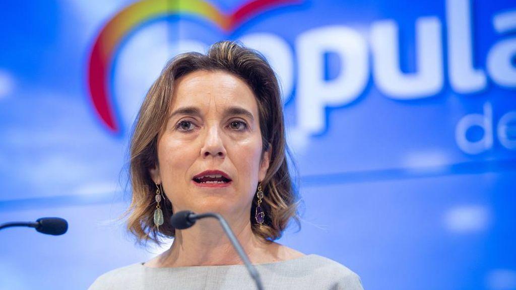 El PP avisa a Sánchez: Si veta la comisión de investigación a Podemos, ratificará que la corrupción está en el Gobierno
