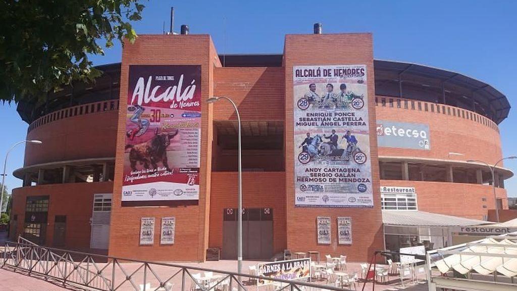 Alcalá de Henares pide al Gobierno de Ayuso que se replantee una feria taurina para 4.000 personas