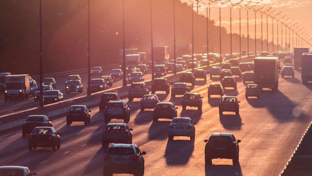 Hay varios parámetros que condicionan el tráfico como las horas o los días de la semana.
