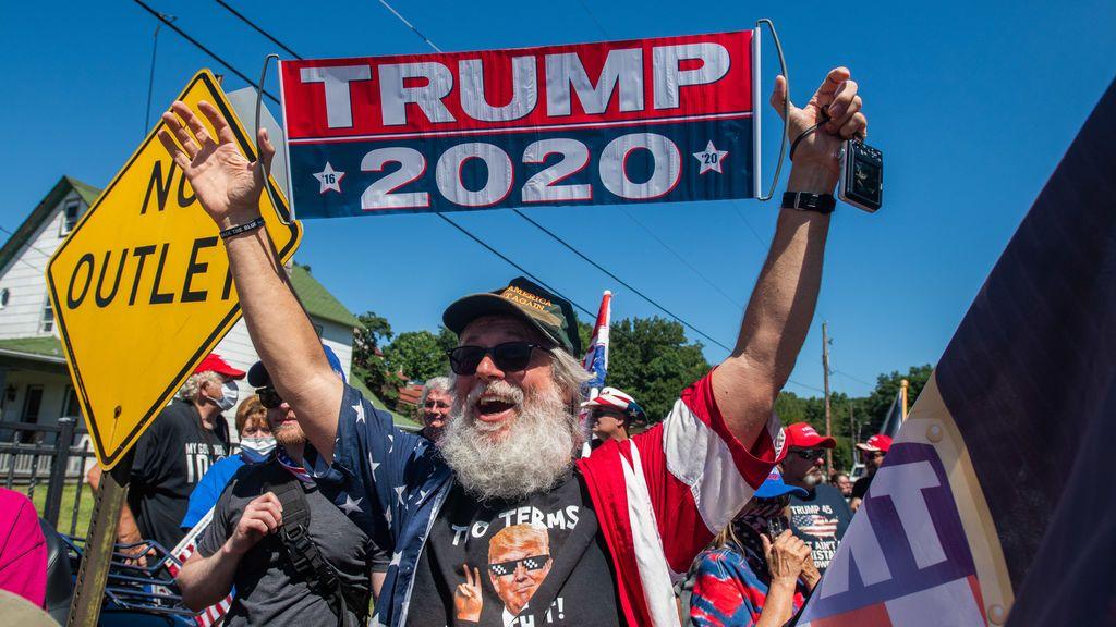 La convención republicana nomina oficialmente a Donald Trump como candidato a las presidenciales