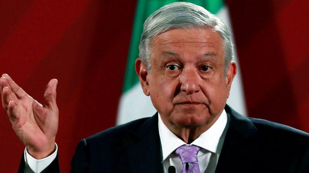 """López-Obrador dice que la mayoría de los  muertos por coronavirus """"tenían otras enfermedades previas"""""""
