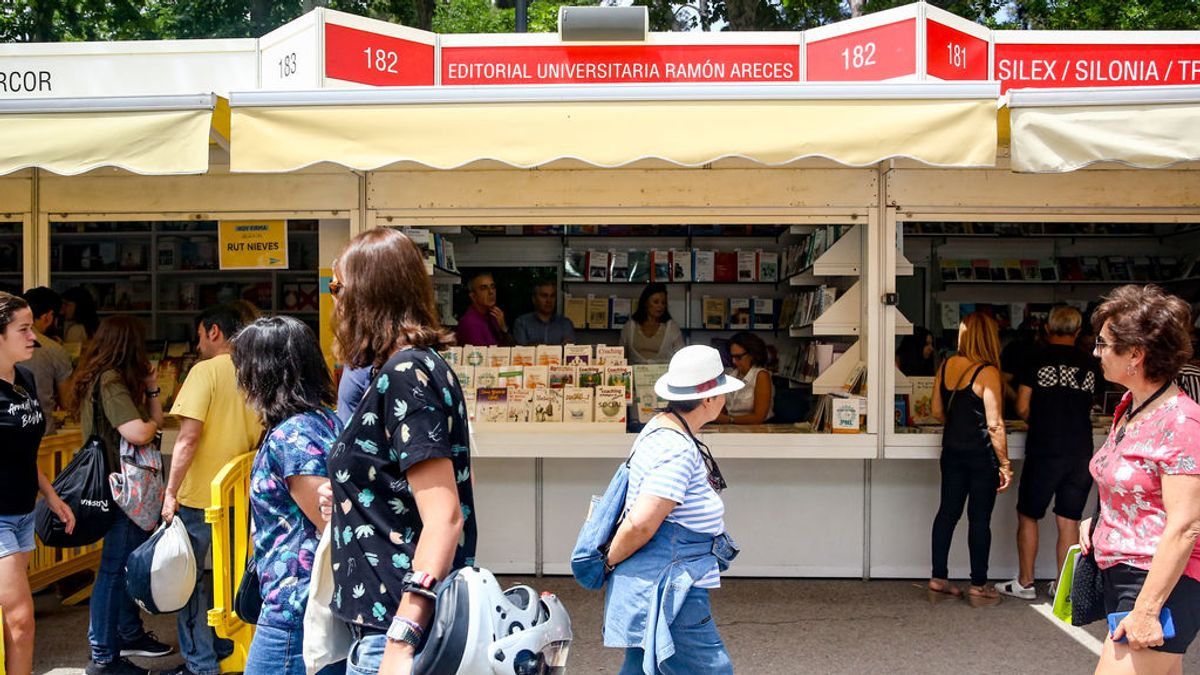 La Feria del Libro de Madrid, cancelada tras haber sido previamente aplazada