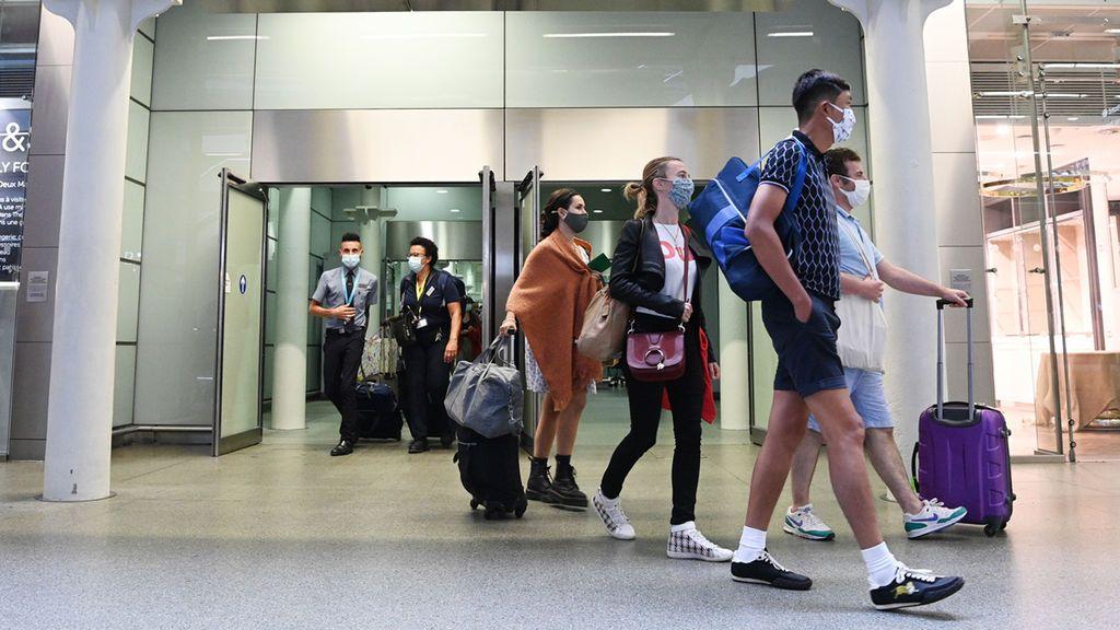 La lista de países que permiten entrar sin restricciones a viajeros procedentes de España