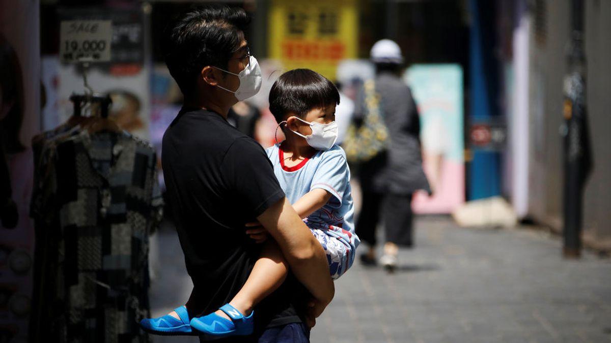 Corea del Sur vuelve a cerrar los colegios tras varios rebrotes