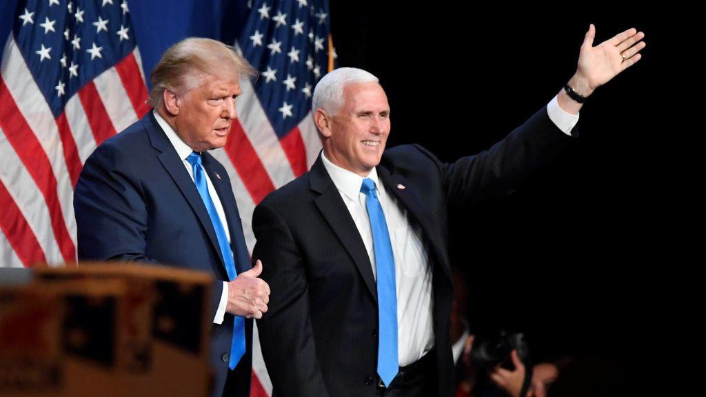 """Donald Trump ataca a Biden: """"si ganan será porque hay fraude"""""""