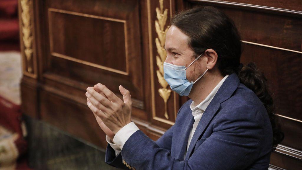 El Congreso exime a Iglesias de comparecer por la financiación de Podemos