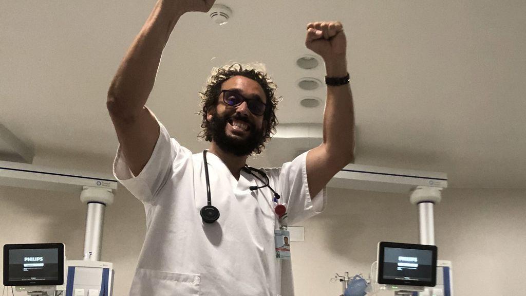 """'Spiriman', el polémico médico de Granada, confirma que tiene un cáncer """"muy extendido"""""""