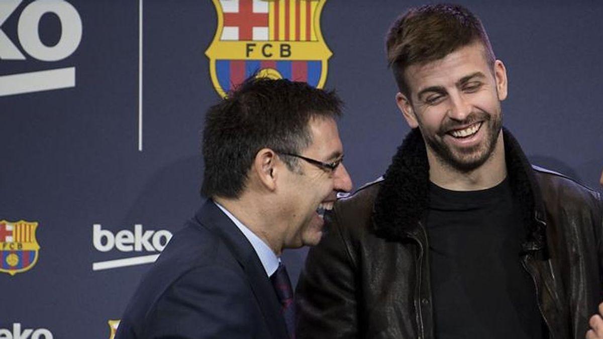 El Barça le pide a Piqué revisar a la baja su contrato para poder cuadrar las cuentas