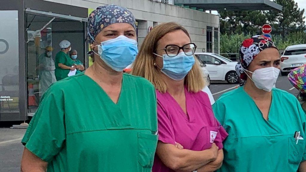 """María José Pereira: """"Parece que las aulas serán un lugar de bajo riesgo de contagio"""""""