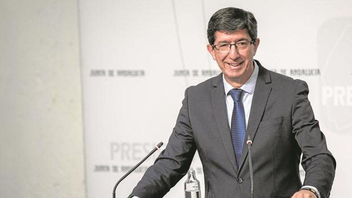 """El vicepresidente de la Junta de Andalucía cree que los padres """"están en su derecho"""" a no llevar a los niños al colegio """"por su seguridad"""""""
