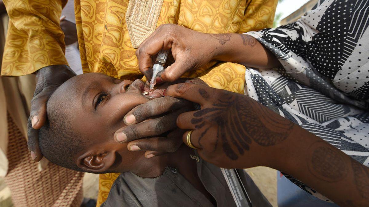 La OMS declarará a África territorio libre de polio