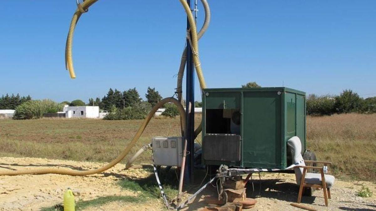 Vendí como 'Solán de Cabras' agua extraída ilegalmente en Cádiz y que no era apta para uso doméstico
