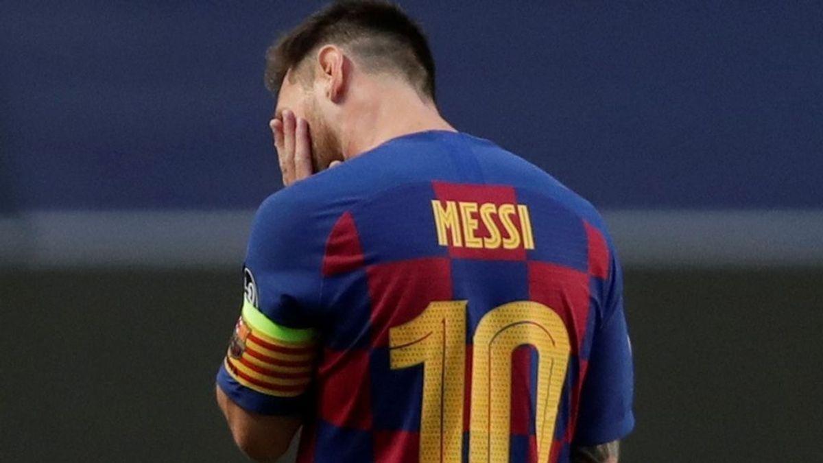 El Barça no facilitará la salida de Messi y Bartomeu pone a sus abogados a trabajar en una respuesta contundente