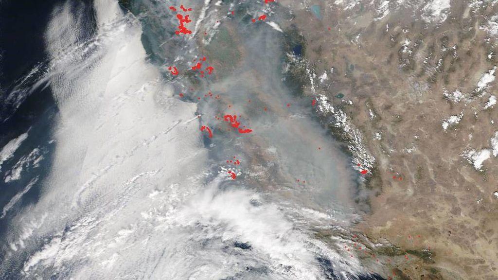 Aire insalubre en California por los incendios: así afecta el humo a la salud