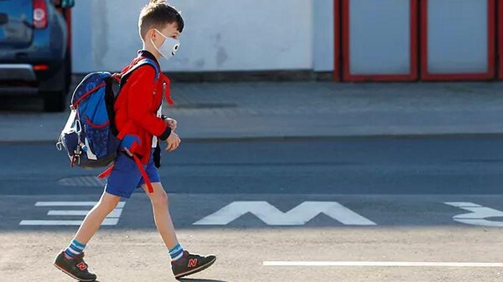 Los pediatras abogan por la vuelta presencial a las aulas, con mascarillas y  grupos reducidos de diez o quince alumnos