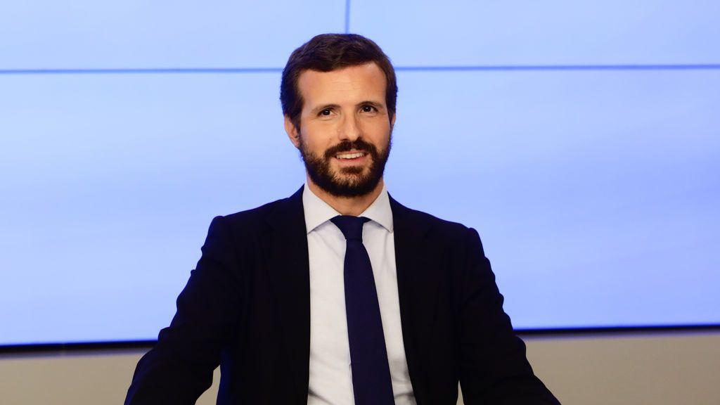 """""""España no tiene a nadie al timón"""": Pablo Casado arremete contra el Gobierno y pide reformas exprés"""