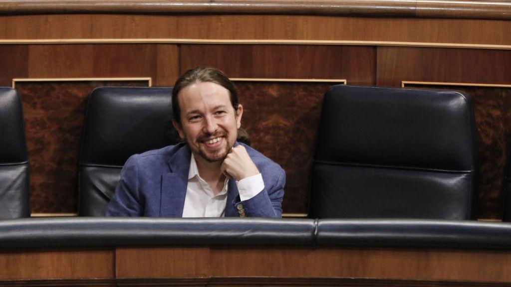 El Congreso rechaza que Iglesias comparezca en el Congreso por la financiación de Podemos
