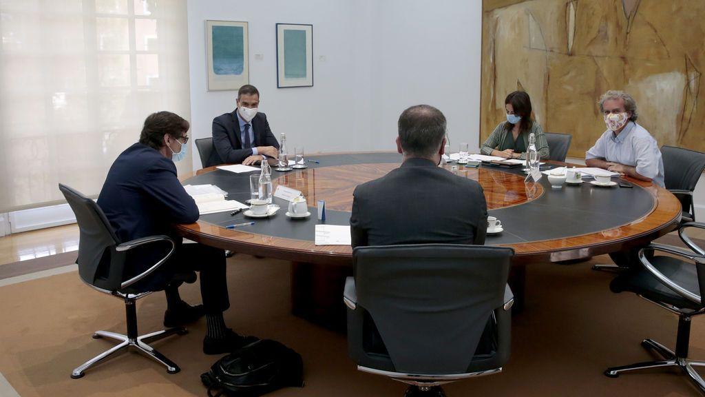 Sánchez comparece hoy en medio de una oleada de rebrotes y acusaciones de la oposición de inacción