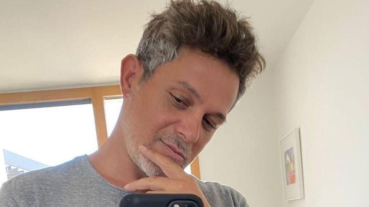 """Alejandro Sanz se reencuentra con sus hijos en plena batalla judicial con Raquel Perera: """"He sentido la felicidad en estado puro"""""""