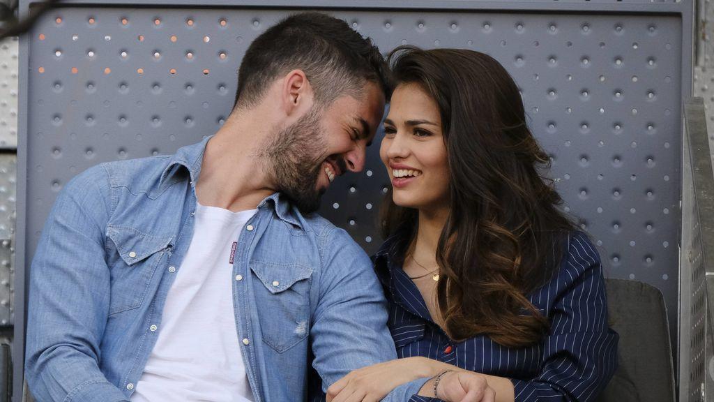 Isco y Sara Sálamo confirmaron su relación a mediados del 2017.
