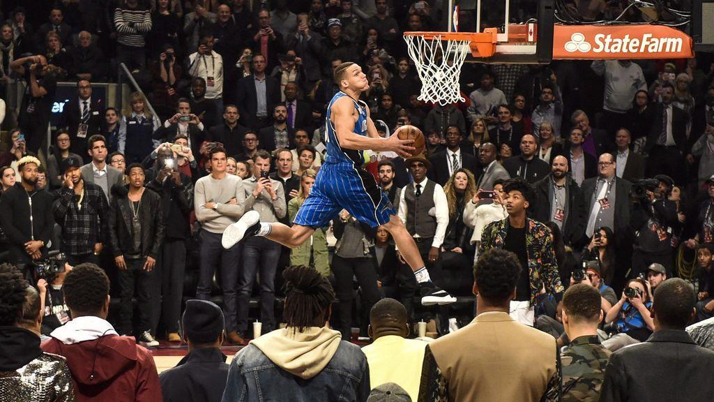 Los mejores mates de la NBA: destrozando el aro
