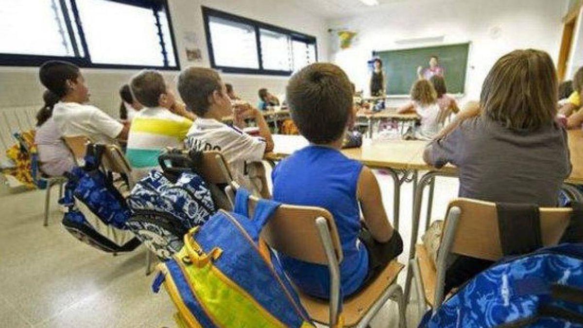 Más de 230.000 firmas de profesores para exigir al Ministerio de Educación una 'vuelta al cole' segura