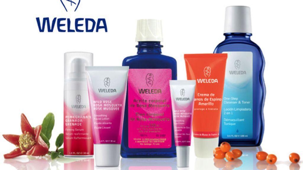 Weleda, los cosméticos de toda la vida que también son naturales.