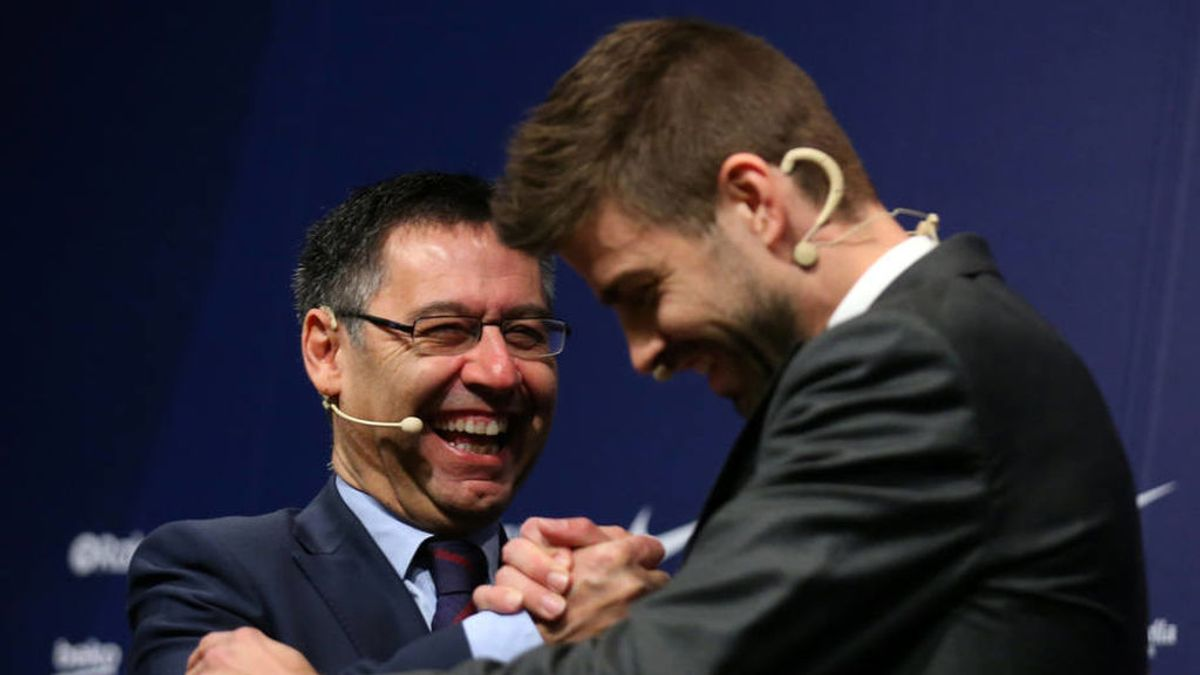 El silencio de Piqué hace temblar a la directiva del Barça tras el adiós de Messi
