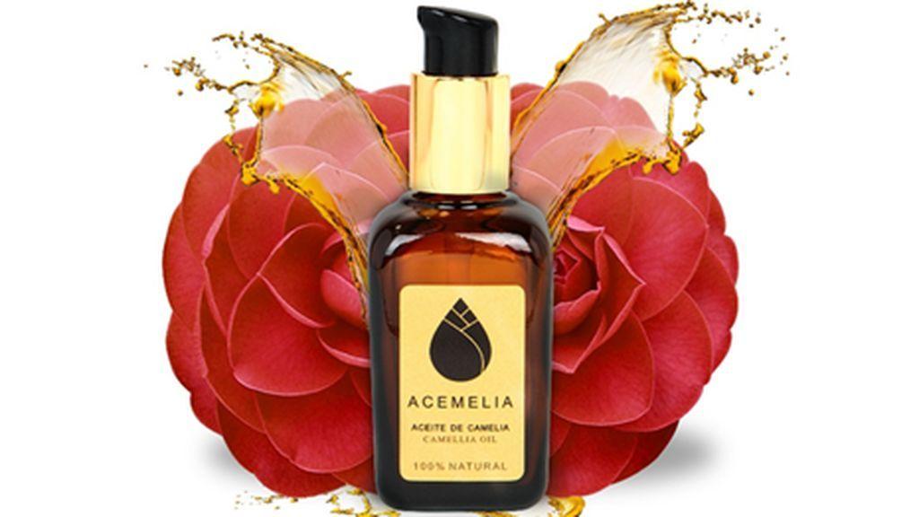 Esta marca gallega basa sus productos en el aceite de camelia.
