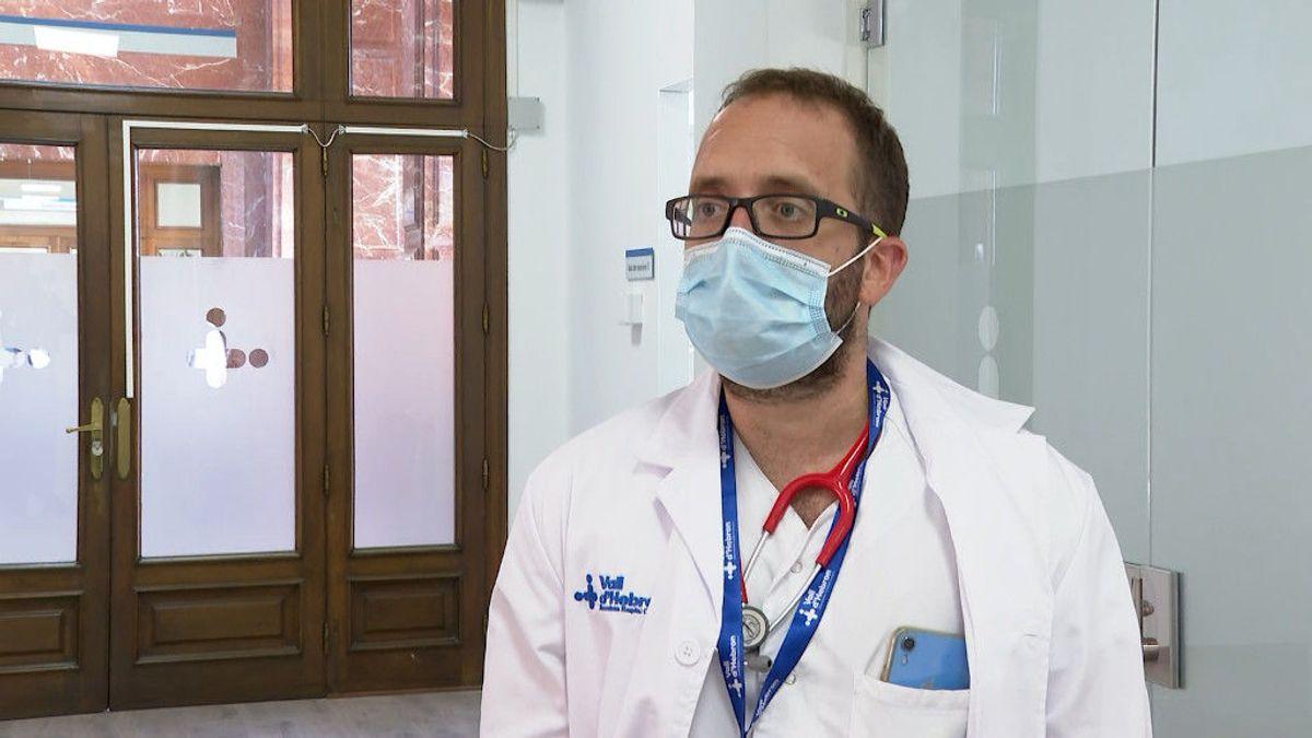 """Pere Soler, del Hospital Vall d'Hebron, sobre la vuelta al cole: """"El riesgo cero no existe"""""""