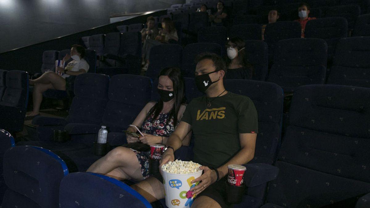 La película de terror del cine español: la pandemia les deja sin un 70% de taquilla