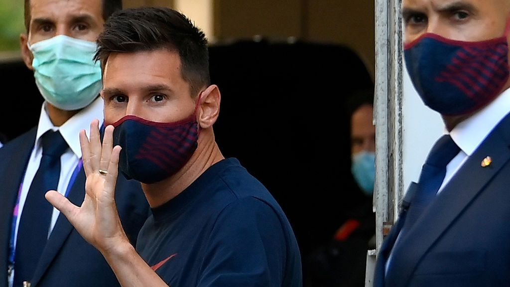 """""""Querido Lionel"""": la carta de un equipo australiano para fichar a Messi"""
